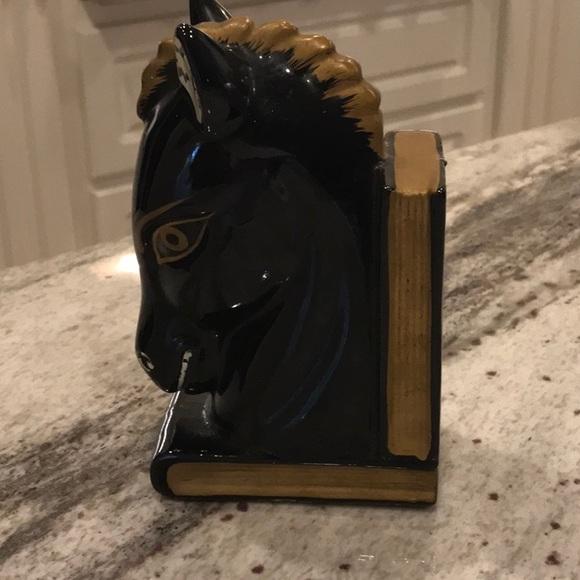 Vintage Horse Head book end